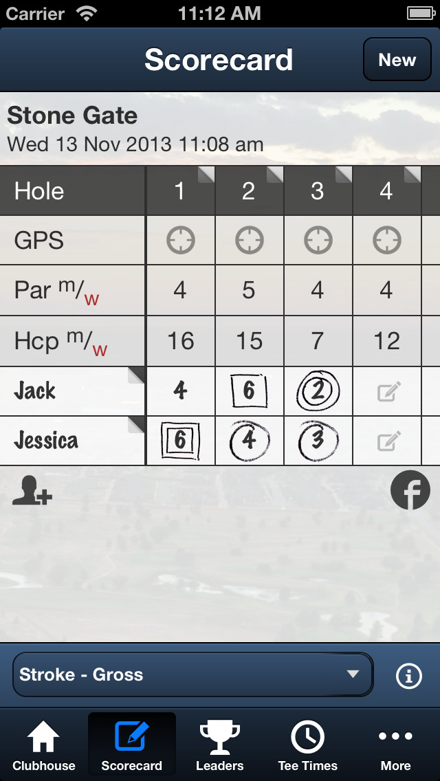 Stone Gate Golf Course screenshot 3
