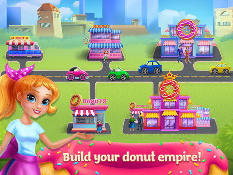 My Sweet Bakery - Delicious Donuts screenshot 8
