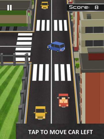 Beat the traffic:Be road boss screenshot 6