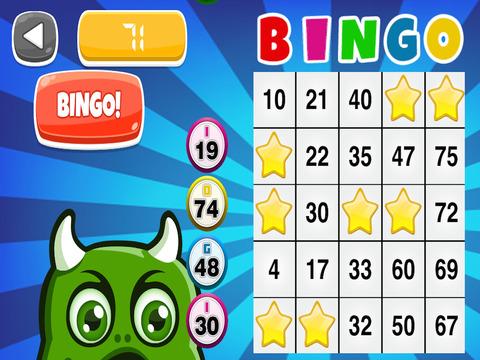 Bingo Monster: Wild Creature Edition - Pro screenshot 6