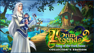 Grim Legends 2: Song of the Dark Swan - A Magical Hidden Object Game (Full) screenshot 5