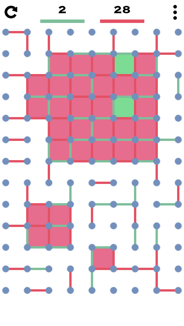 Dots and Boxes™ screenshot 3