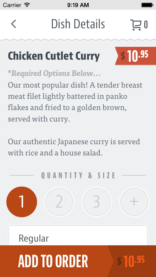 Hurry Curry Tokyo screenshot 3
