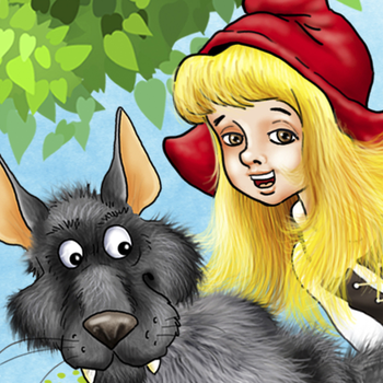 Little Red Riding Hood (Interactive book)