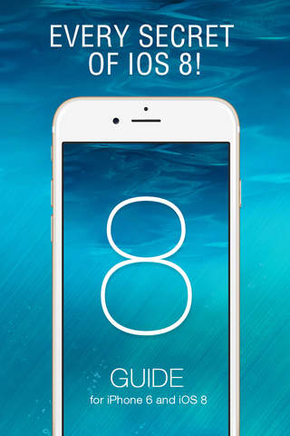 Guide for iPhone 6 and iOS 8 - náhled