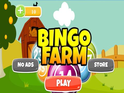 Bingo Farm: Lucky Red Hay Barn Edition - FREE screenshot 6