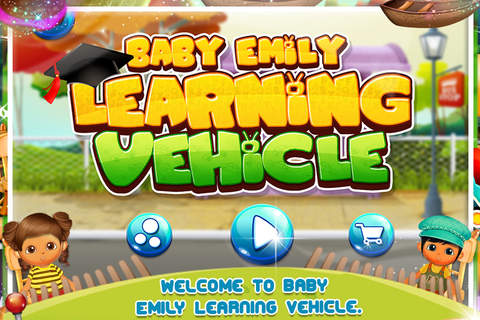 Baby Emily Learning Vehicle - náhled