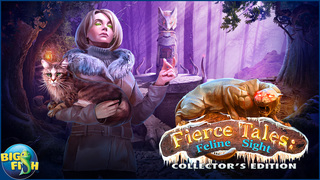 Fierce Tales: Feline Sight - A Hidden Objects Mystery Game screenshot 5
