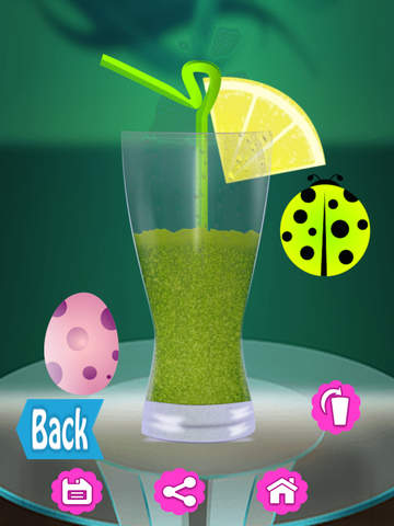 Sports Smoothie Drink Maker Pro - best slushie drinking game screenshot 6