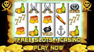 `Ace Pirates Gold Treasure Loot Chest Casino Slots screenshot 1