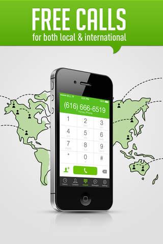 HiTalk - Free international and local calling & te - náhled