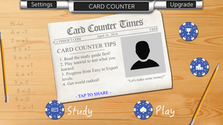 Card Counter Lite screenshot 3