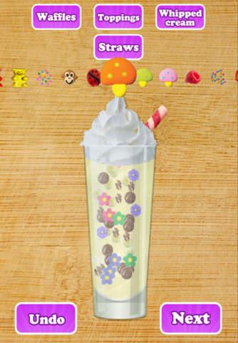 Milkshake Yum - Kids Dessert Maker FREE! - náhled