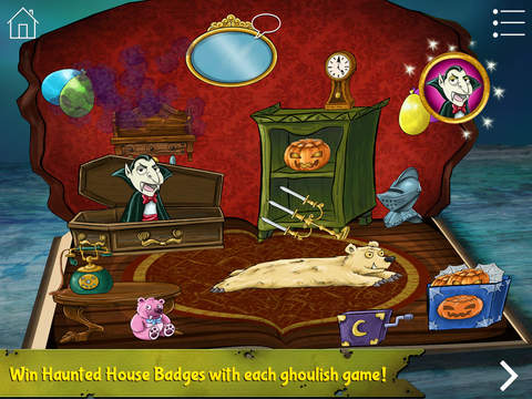 StoryToys Haunted House screenshot 10