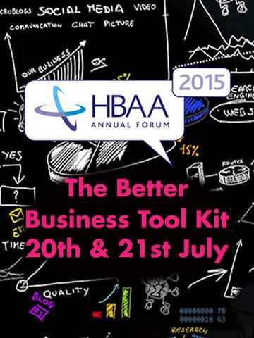 HBAA Better Business Tool Kit screenshot 3
