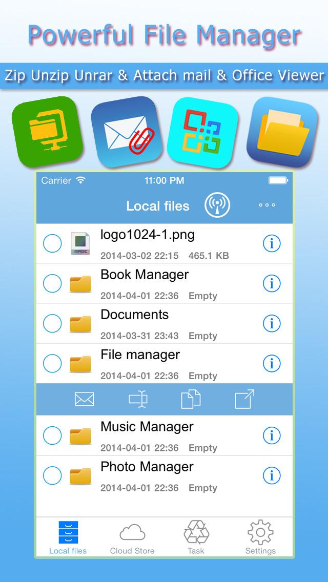 iToolZip Pro - Zip Unrar Unzip Tool & File Manager (Rar, 7z, Tar