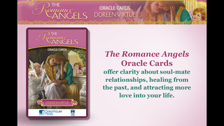The Romance Angels Oracle Cards - Doreen Virtue, Ph.D. screenshot 1