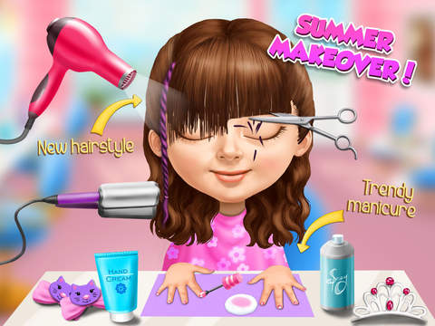 Sweet Baby Girl Summer screenshot 10