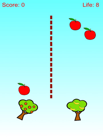 Apple and Banana Defense - Tree Shoot Fruit Free screenshot 5
