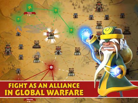 Samurai Siege: Alliance Wars screenshot 8