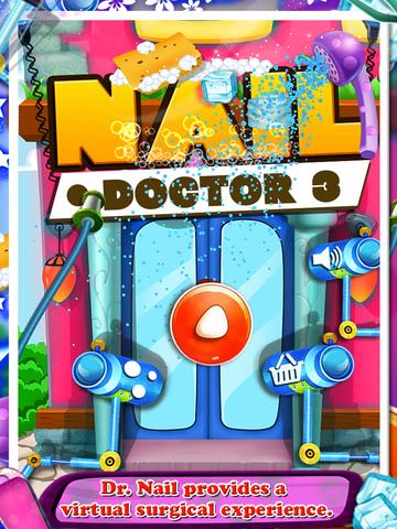 Nail Doctor 3 screenshot 7