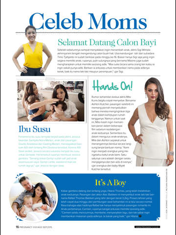 PREGNANCY (Magazine) screenshot 9