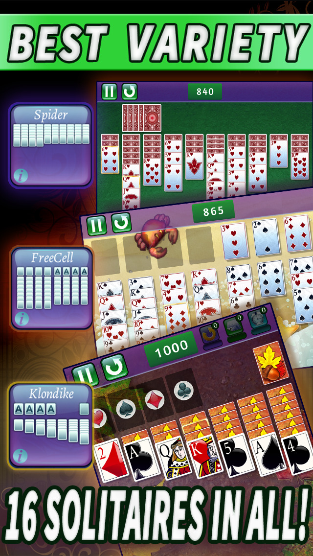 Solitaire Deluxe® 2 screenshot 5