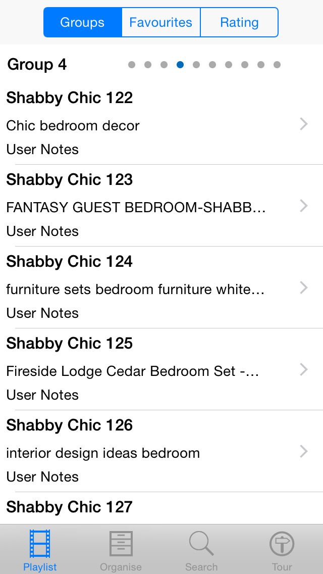Shabby Chic screenshot 2