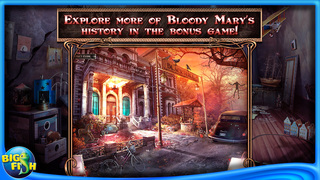 Grim Tales: Bloody Mary - A Scary Hidden Object Game screenshot #4