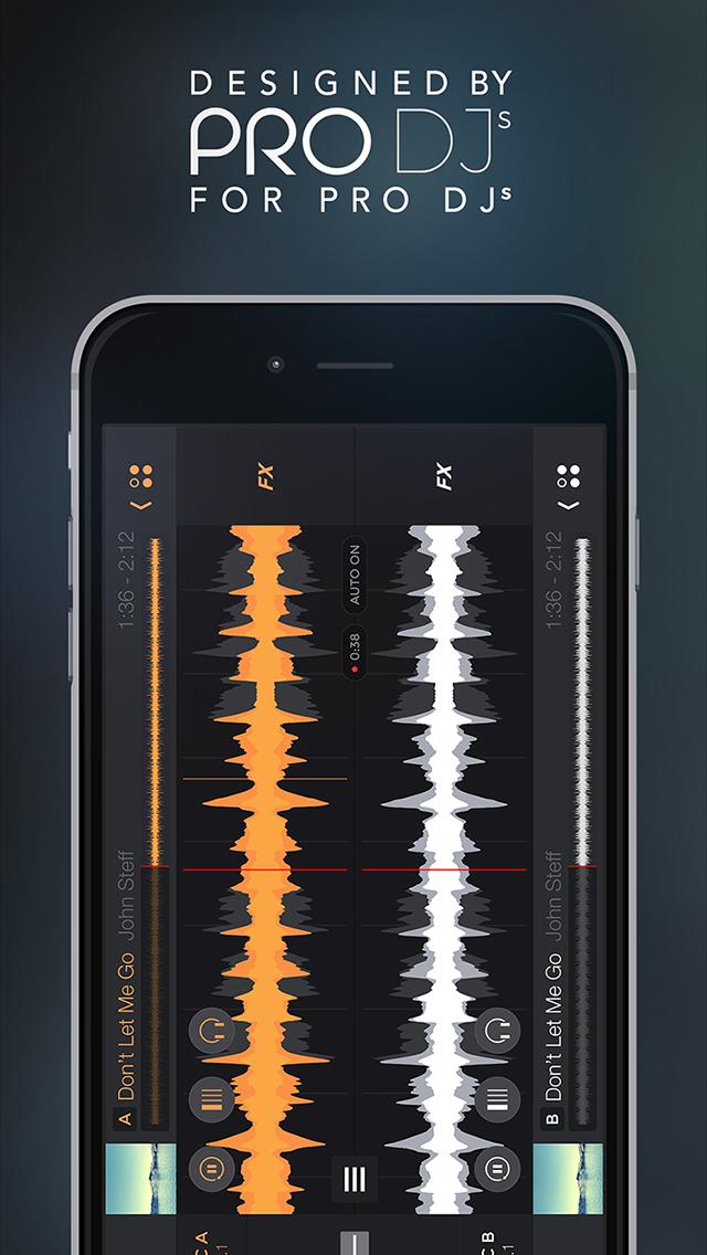 edjing Pro - dj controller screenshot 1