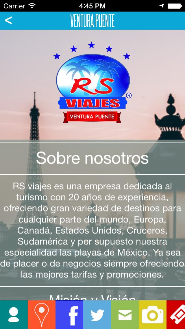 Rs Viajes Ventura Puente - gran variedad de destinos screenshot 4