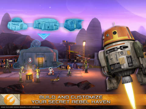 Star Wars Rebels: Recon Missions screenshot 8