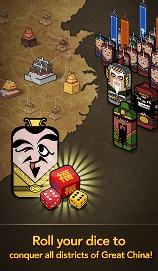 Conquerors Dice screenshot 2