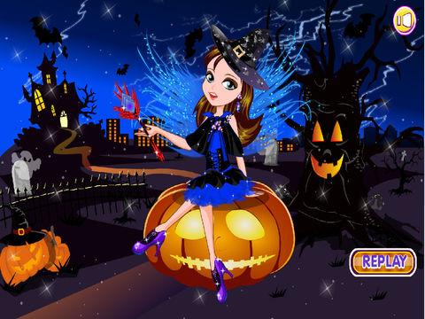 The Halloween Fairy screenshot 8