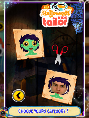 Halloween Kids Tailor screenshot 5