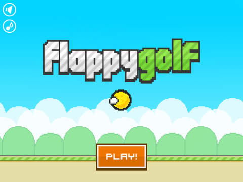 Flappy Golf screenshot 5
