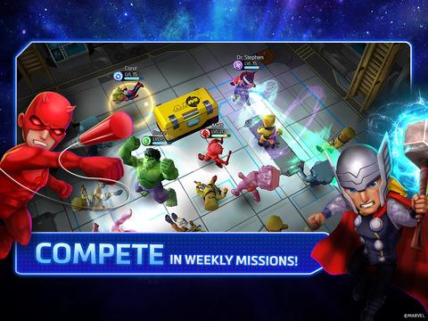 Marvel Mighty Heroes screenshot 9