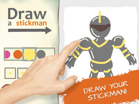 Draw a Stickman: Sketchbook screenshot 7