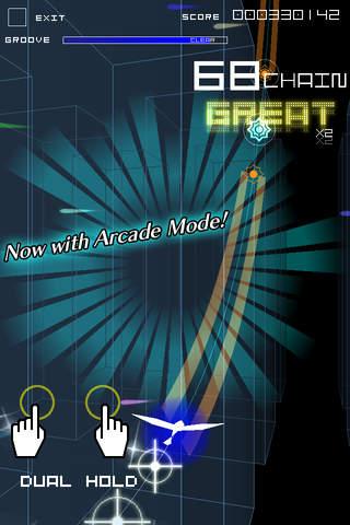 Groove Coaster 2 Original Style - náhled