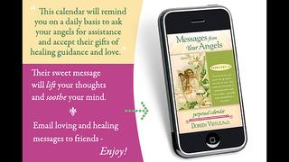 Messages From Your Angels Perpetual Calendar - Doreen Virtue, Ph.D. screenshot 3