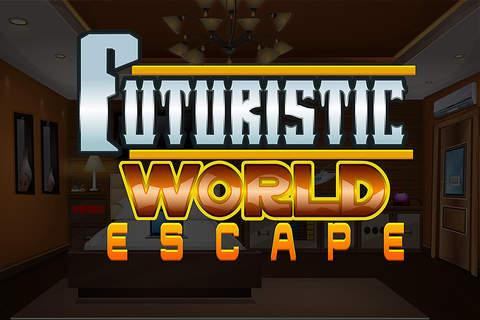 Futuristic World Escape - náhled