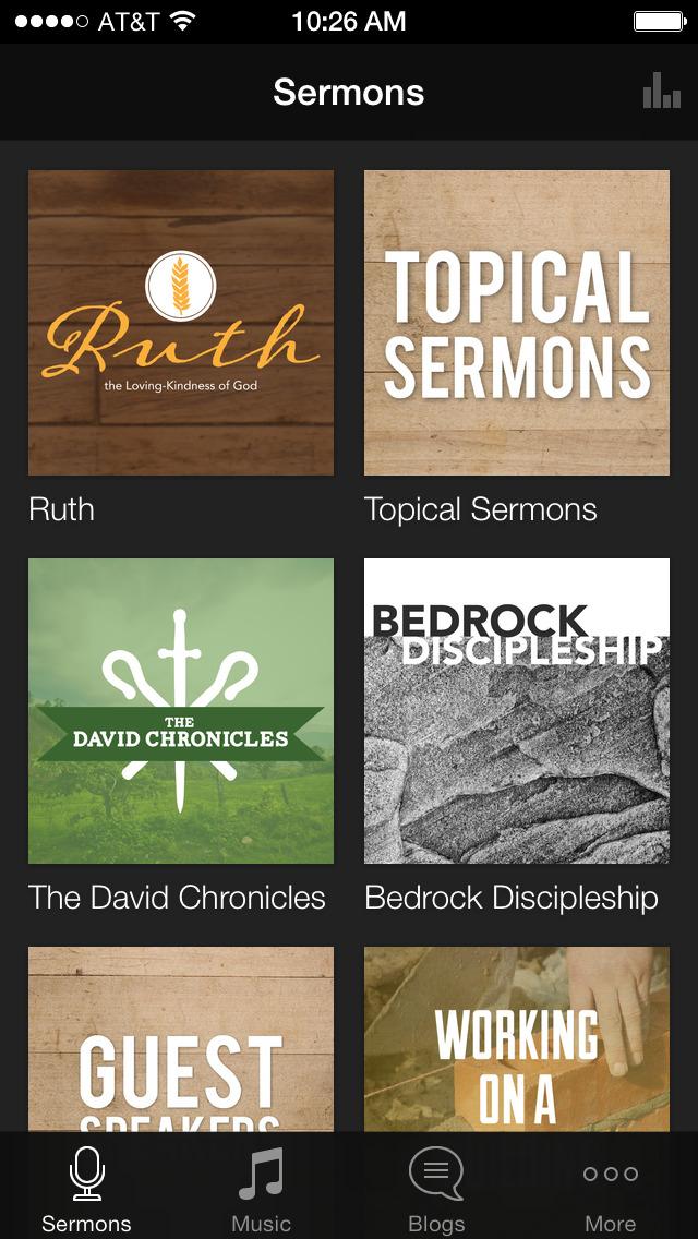 Christ Church App screenshot 1