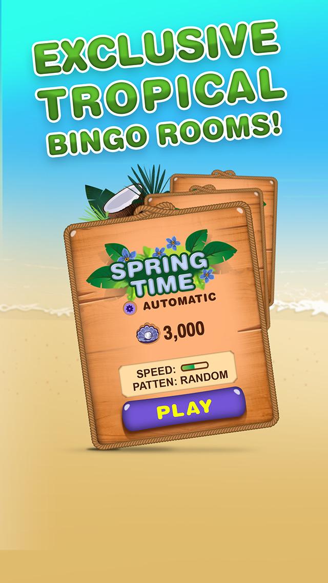 Bingo Island - free Bingo and Slots screenshot 4