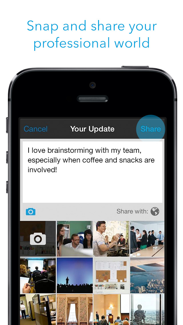 LinkedIn: Network & Job Finder screenshot #4