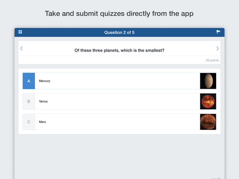 Edmodo screenshot 9