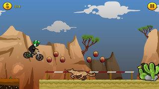 A BMX Stickman Racer - eXtreme Stunts & Tricks Racing Edition screenshot 3