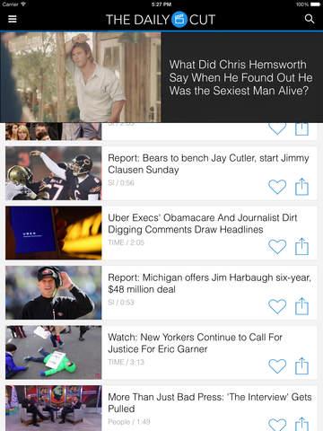 The Daily Cut screenshot 7