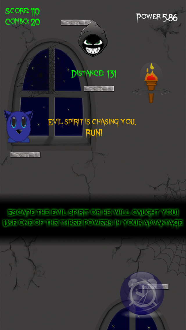 Bouncy Monster Tower - Spot & chase the target to the top ! screenshot 3