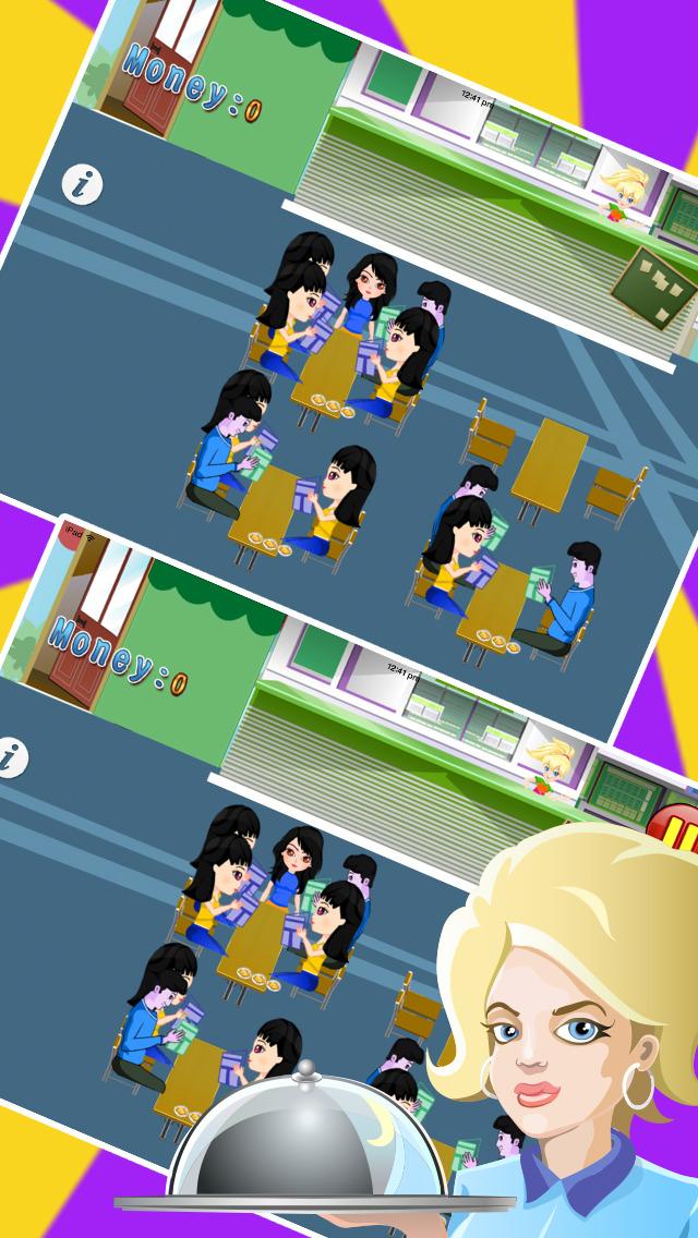Happy Waitress screenshot 5