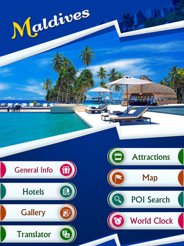 Maldives Travel Guide screenshot 7